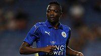 Ahmed Musa, nová posila Leicesteru, v přípravném zápase proti Oxfordu.