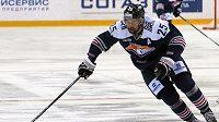 Ruská hokejová hvězda Danis Zaripov