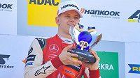 Mick Schumacher se stal mistrem Evropy ve formuli 3.