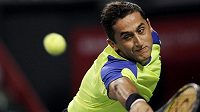 Španělský tenista Nicolas Almagro.