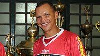 Bývalý brazilský fotbalista Warley Silva dos Santos.
