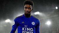 Fotbalista Leicesteru Demarai Gray.