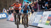 Po řadě úspěchů v cyklokrosu a na horských kolech se Kateřina Nash rozhodla poměřit také s elitou silničních cyklistek.