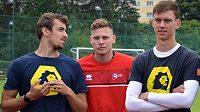 Pražský Lev Skakič chce být za tři roky na olympiádě. A touží tam vyhrát zlato.