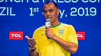 Bývalý brazilský fotbalista Cafú po 16 letech zrušil kvůli finančním problémům svou nadaci, která podporovala na 900 sociálně znevýhodněných dětí.