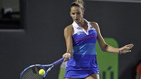 Česká tenistka Karolína Plíšková dohrála v Miami ve čtvrtfinále.