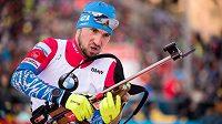 Úspěchy ruského biatlonisty Alexandra Loginova kalí dopingová minulost.
