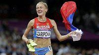 Ruská atletka Julija Zaripovová