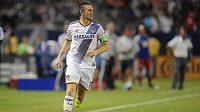 Záložník Los Angeles Galaxy Robbie Keane.