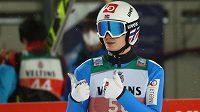 FNorský skokan na lyžích Marius Lindvik.