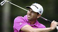 Golfista Sergio Garcia.