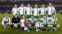 Reprezentační tým Irska.