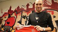 Fotbalový obránce Martin Latka už je hráčem bundesligové Fortuny Düsseldorf
