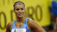 Nizozemská sprinterka Dafne Schippersová.