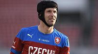 Jednička mezi tyčemi Petr Čech.