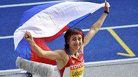 Ruská atletka Taťjana Lebeděvová
