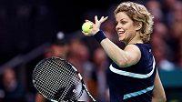 Velký comeback! Bývalá světová jednička a vítězka čtyř grandslamů Kim Clijstersová se v šestatřiceti letech hodlá pokusit o návrat k tenisu.