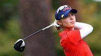 Nelly Kordová z USA vyhrála soutěž golfistek.