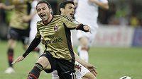 Giampaolo Pazzini z AC Milán si kvůli zranění půl roku nezahraje.