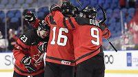 Hokejisté Kanady triumfovali na MS hráčů do 20 let, se stejným cílem odjede kanadský výběr i na olympiádu do Pchjongčchangu