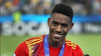 Nová posila Barcelony Junior Firpo