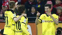 Smlsne si Borussia Dortmund na Manchesteru City...?