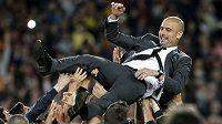 Josep Guardiola se v červenci stane novým trenérem Bayernu Mnichov.