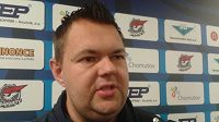 Jan Šťastný, dosud asistent trenéra v Chomutově.