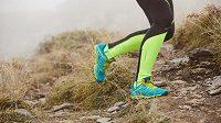 Pevný a pružný kotník je základ běhu.