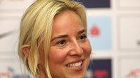 Česká sprinterka Klára Seidlová vyhrála v Ostravě závod na 60 metrů.