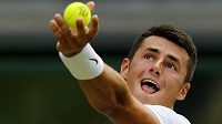 Australský tenista Bernard Tomic.