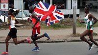 Maratón v Nairobi.