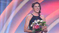 Zuzana Hejnová je potřetí českou Atletkou roku