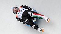 Italský sáňkař Armin Zöggeler má svoji nástupkyni, jeho dcera se dnes představila poprvé ve Světovém poháru.