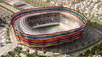 Na rekonstrukci a rozšíření kapacity Chalífa Stadium se naplno pracuje. Za tři roky bude hostit světový šampionát v atletice, za šest mistrovství světa ve fotbale.