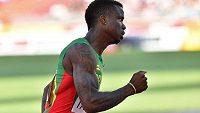 Elitní čtvrtkař Bralon Taplin z Grenady dostal další trest za doping.
