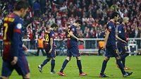 Fotbalistům Barcelony se příliš nedaří. Naposledy schytali výprask od Bayernu Mnichov v semifinále Ligy mistrů.