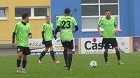 Fotbalisté Litoměřicka prohráli doma s Vyšehradem 0:1 a hodně se zlobili na rozhodčího.