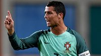 Ve výběru UEFA pochopitelně nechybí ani hvězdný Portugalec Cristiano Ronaldo.