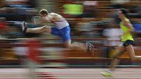 Národní halový šampionát ruských atletů v Moskvě - ilustrační foto.