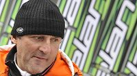 Po 15 letech se vrací k české reprezentaci skokanů na lyžích slovinský kouč Vasja Bajc (na archivním snímku z 5. ledna 2009). Nahradí Františka Vaculíka, jenž po nepovedené sezoně skončil.
