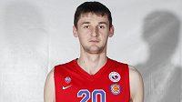 Basketbalista Ruslan Gaglojev zemřel při tréninku juniorského týmu CSKA Moskva.