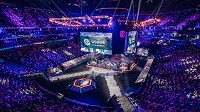 Loňský ročník mistrovství Dota 2 se odehrál v Šanghaji.