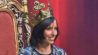 Romana Labounková vyhrála poprvé v kariéře anketu Král cyklistiky.