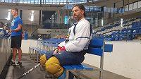 Jaromír Jágr, co si asi myslí o budoucnosti týmu před novou sezonou?