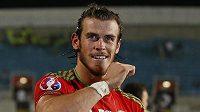 Gareth Bale táhne Wales nezadržitelně do Francie!