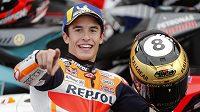 Šampion MotoGP Marc Márquez se stejně jako po minulé sezoně podrobí operaci ramena, tentokrát pravého.