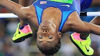 Americká výškařka Chaunte Loweová překonala rakovinu prsu a připravuje se na svoji pátou olympiádu.
