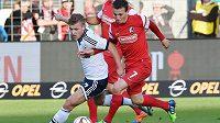 Vladimír Darida (7) dal letos za Freiburg tři góly ze značky pokutového kopu. Na penaltu si věří i v národním týmu.