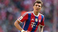 Svlékne Mario Mandžukič dres Bayernu?